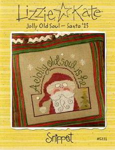 jolly old soul - santa '13