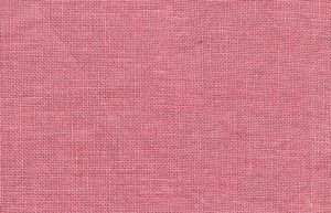 lakeside linen, thistle pink 40 count (quarter)